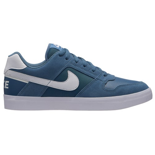 new product c902f bedf3 Nike SB Delta Force Vulc Shoe. Thunderstorm White