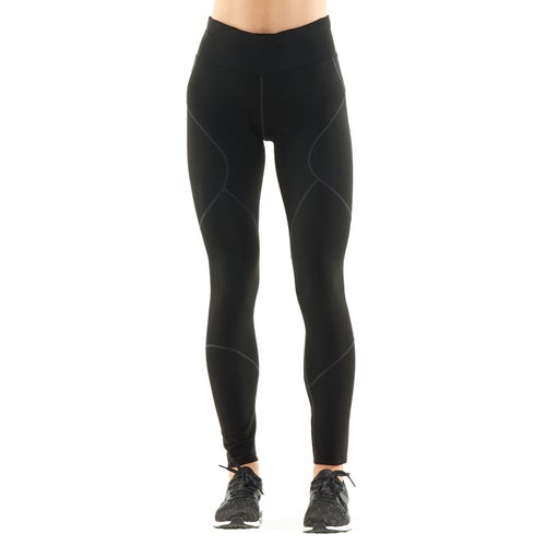 d625e87845d7 Icebreaker Tranquil Tights Womens Base Layer - Black