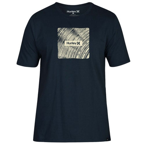 pretty nice c6e60 66013 Hurley Record High T-Shirt - Blue