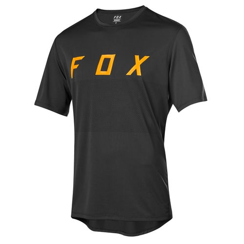 Fox Racing Ranger SS Fox Bike Jersey - Black c1b2bac33