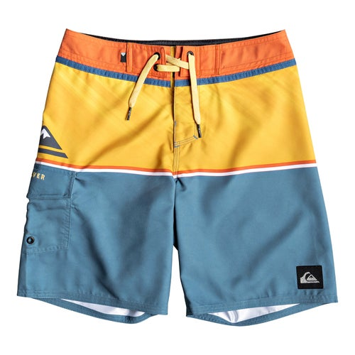 c3b3fbd255 Quiksilver Everyday Division 16in Kids Board Shorts at Extremepie.com