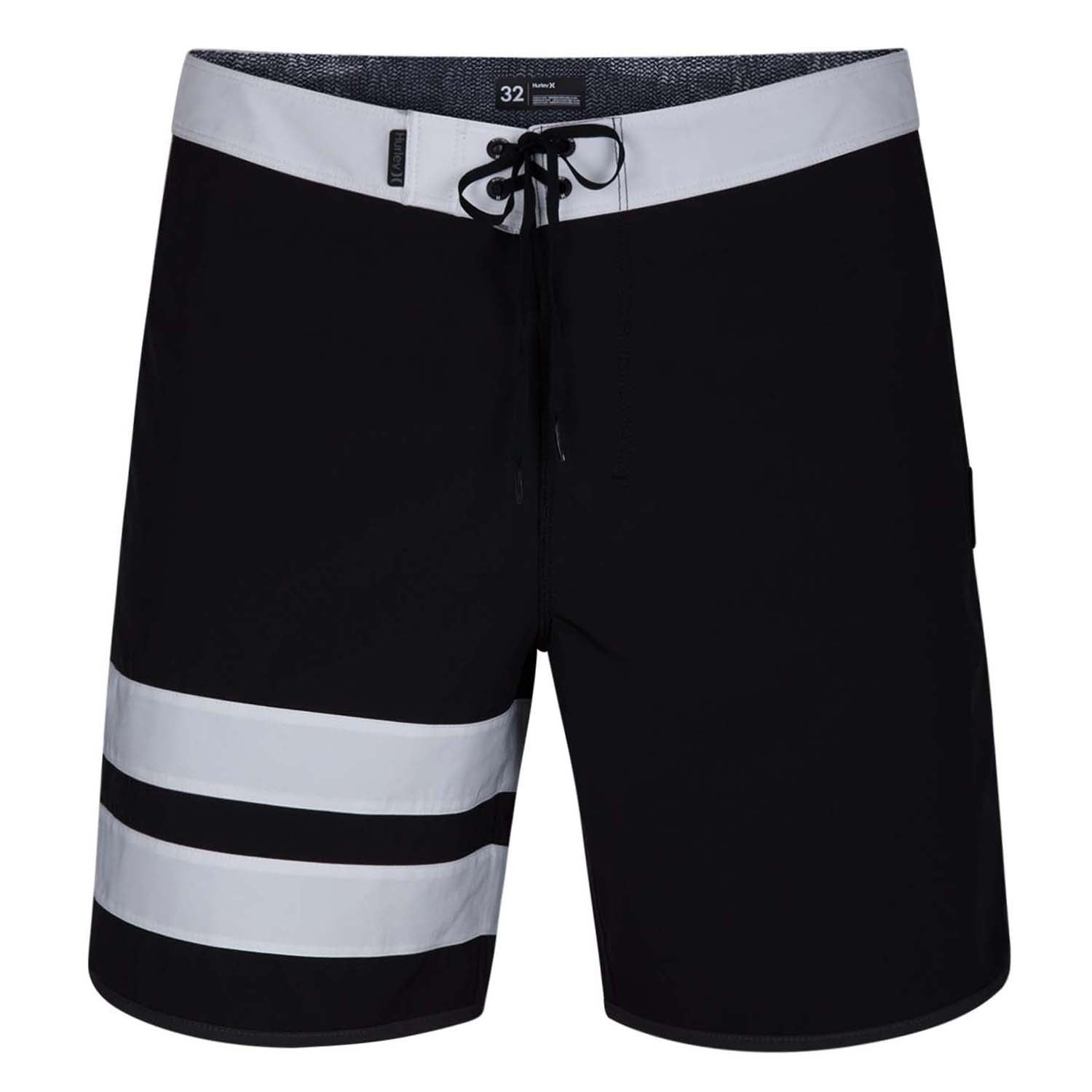 9521eb815b Hurley Phantom Block Party Solid 18in Board Shorts at Extremepie.com