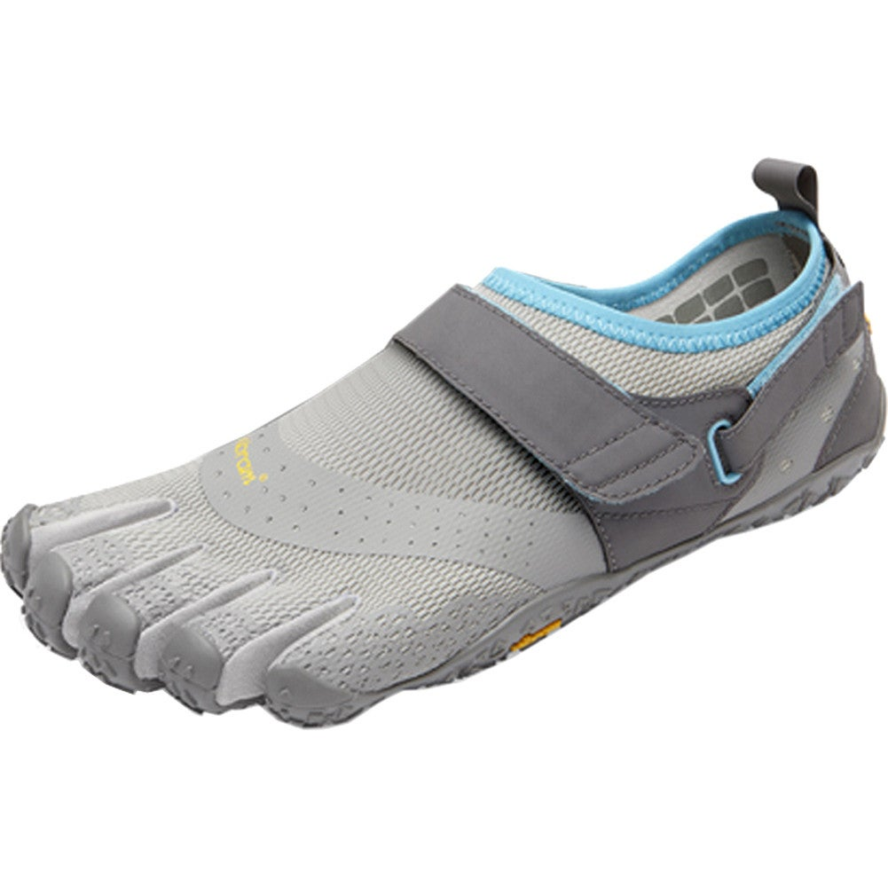 d02383642e ... switzerland vibram five fingers v aqua womens barefoot shoes grey blue  78c1b a1e64