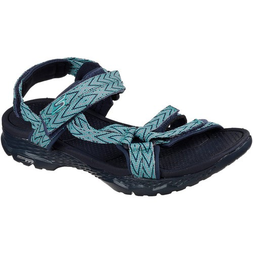 afcf3486b2e Skechers Go Walk Outdoors Runyon Womens Sandals from Fitness Footwear. ""