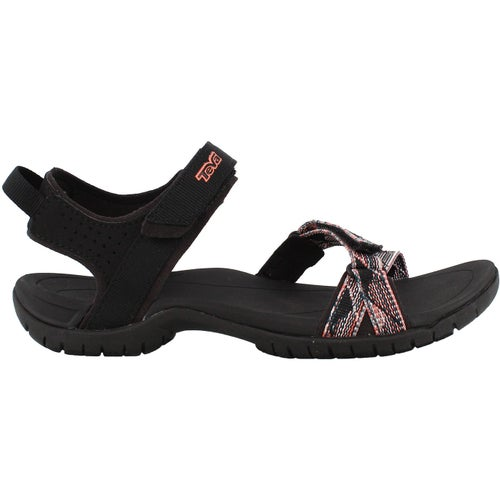 858e90af1ee9 Teva Verra Ladies Sandals - Suri Black Multi