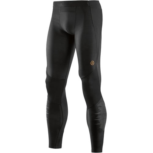 8ccacdeb5b4f Skins A400 Starlight Compression Long Base Layer Bottoms - Oblique