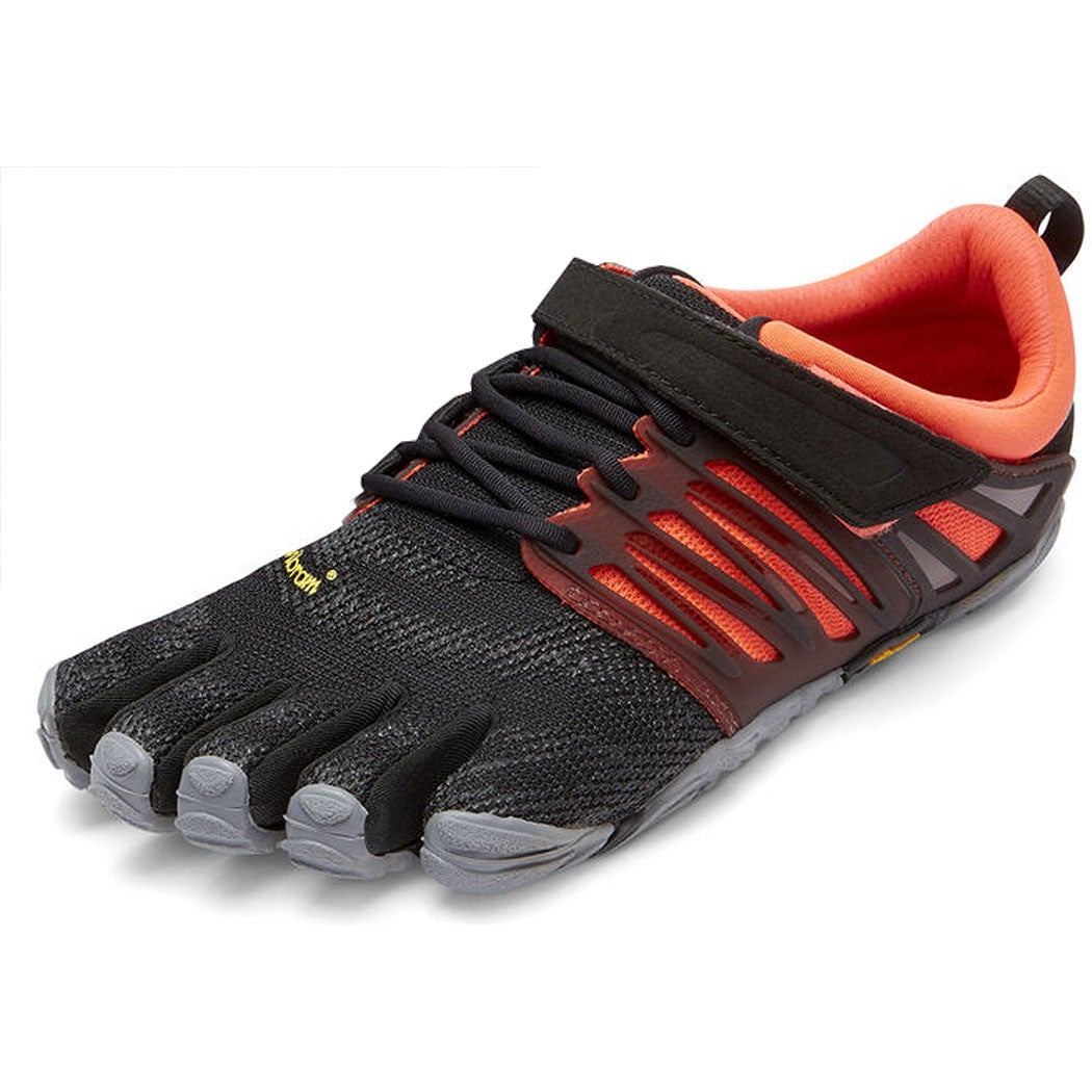 Barfodssko Vibram Train Five V From Fitness Fingers Footwear dCorBex