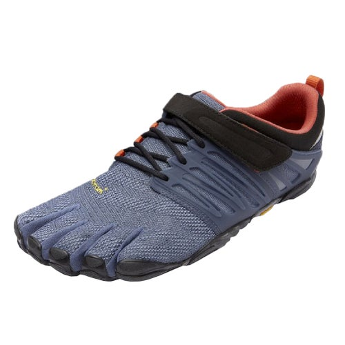 2430aadc53aa1a Vibram Five Fingers V Train Barefoot Shoes - Indigo Black Blue