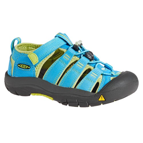 62616f81e Hawaiian Blue Green Glow. Keen Newport H2 Childrens Sandals