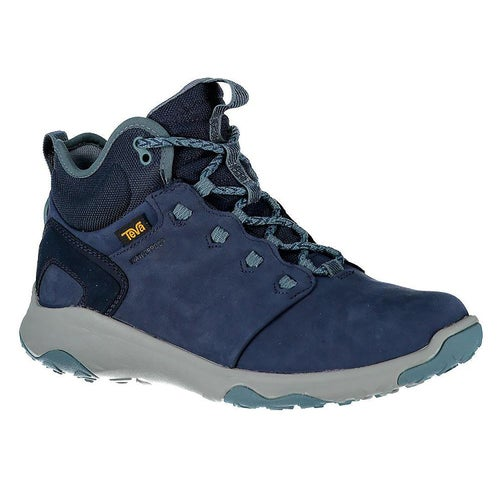 baa2126ebcee Teva Arrowood 2 Mid Wp Ladies Shoes - Midnight Navy