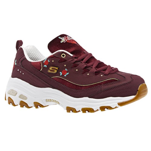 a2ea3d585db7 Skechers D Lites Rose Blooms Ladies Shoes from Fitness Footwear. ""