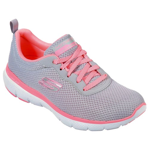 4263cff1e Sapatos Skechers Flex Appeal 3.0 First Insight na Fitness Footwear