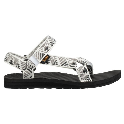 ee4605923fc6 Teva Original Universal Ladies Sandals - Boomerang White   Grey
