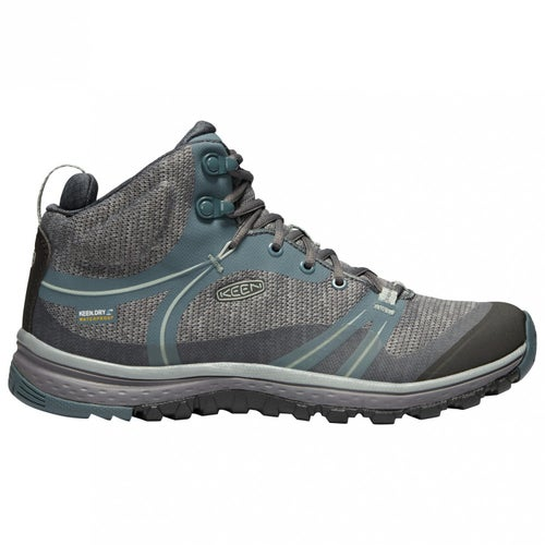 32b4a484ce28 Keen Terradora Mid WP Ladies Boots - Blue Nights Blue Mirage