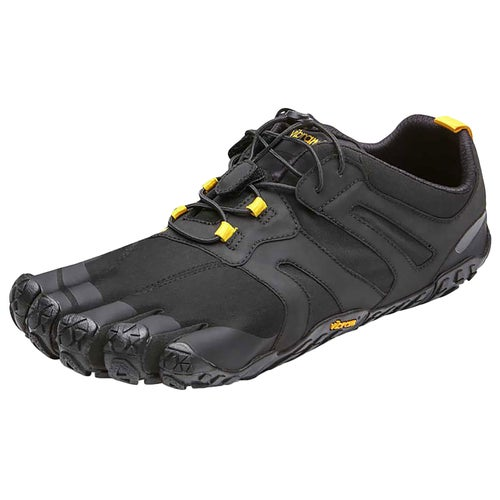 check out 6984c 48ad5 Vibram Five Fingers V-trail 2 Barefoot Shoes - Black