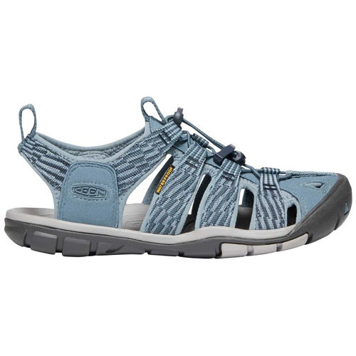 8e62e41263a8 Keen Clearwater CNX Ladies Sandals - Blue Mirage Citadel