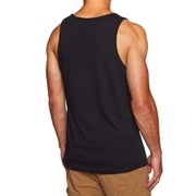Billabong Trash Stripe Mens Tank Vest