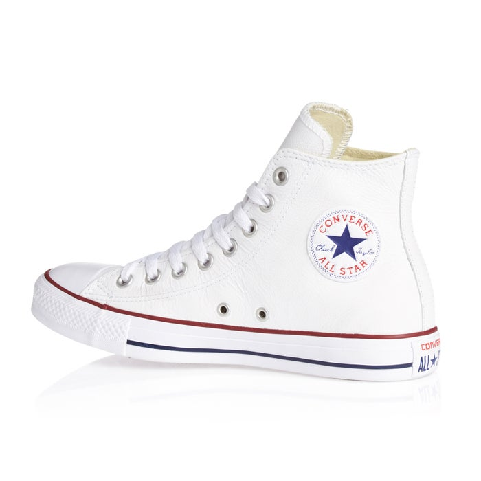 Converse Chuck Taylor All Stars Hi Leather Shoes