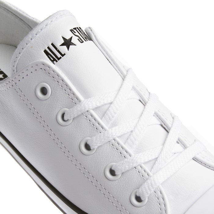 Converse Chuck Taylor All Stars Dainty Leather Ladies Shoes