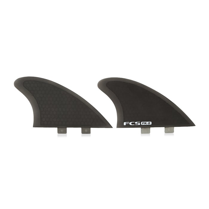 FCS FK2 Performance Core Fish Keel Twin Set Fin