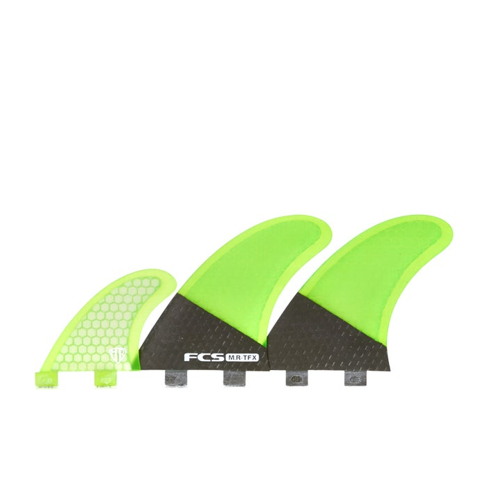 FCS MR TFX Performance Core Carbon Fluro Thruster Fin