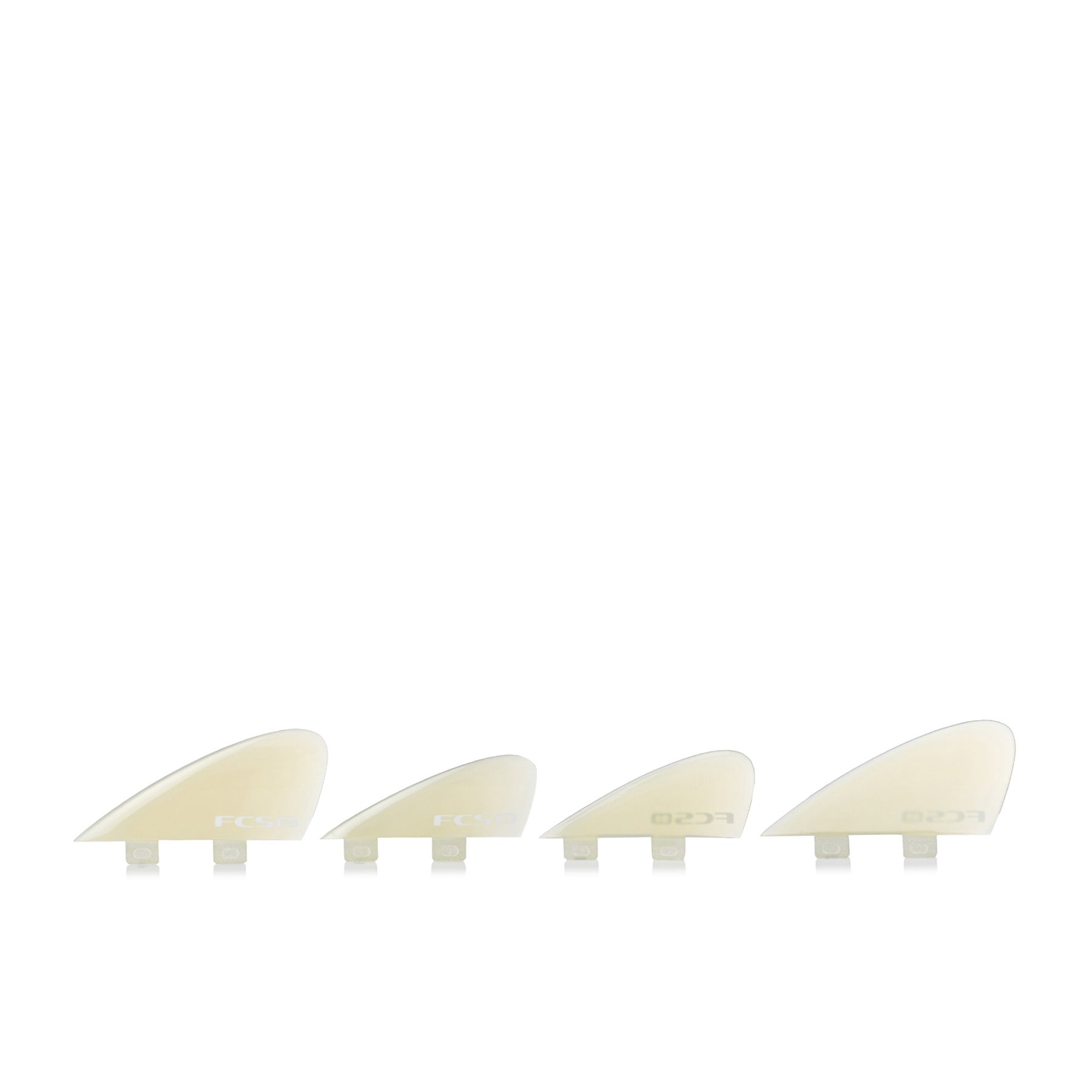 FCS B5 Bonzer Performance Glass Side Set Fin
