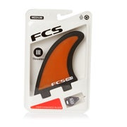 FCS Julian Wilson Performance Glass Thruster Fin