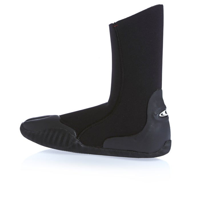 O Neill Epic Round Toe 5mm Wetsuit Boots