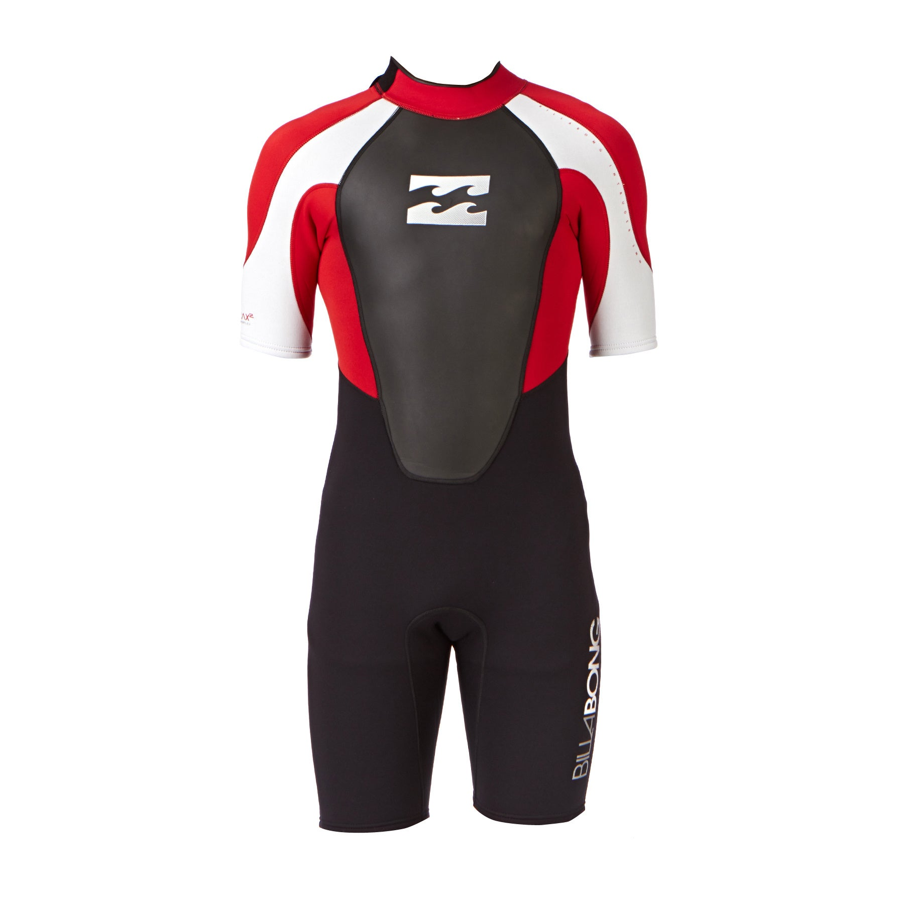 Billabong Intruder 2mm 2018 Back Zip Shorty Wetsuit
