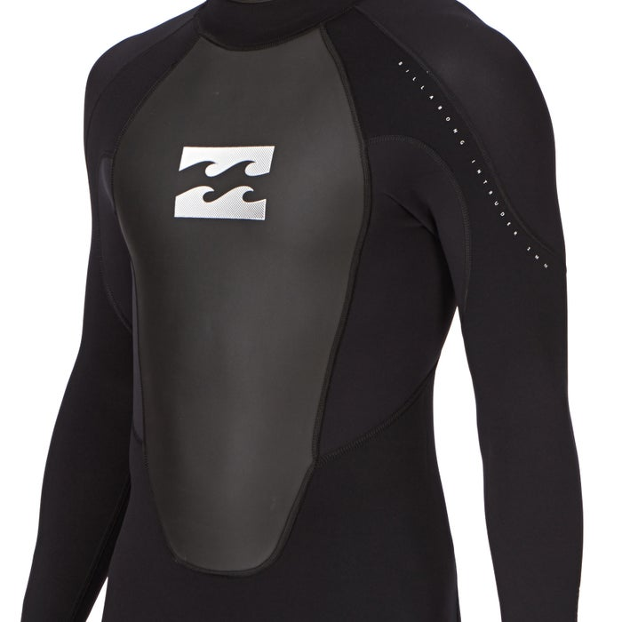 Billabong Intruder 3/2mm 2018 Back Zip Wetsuit