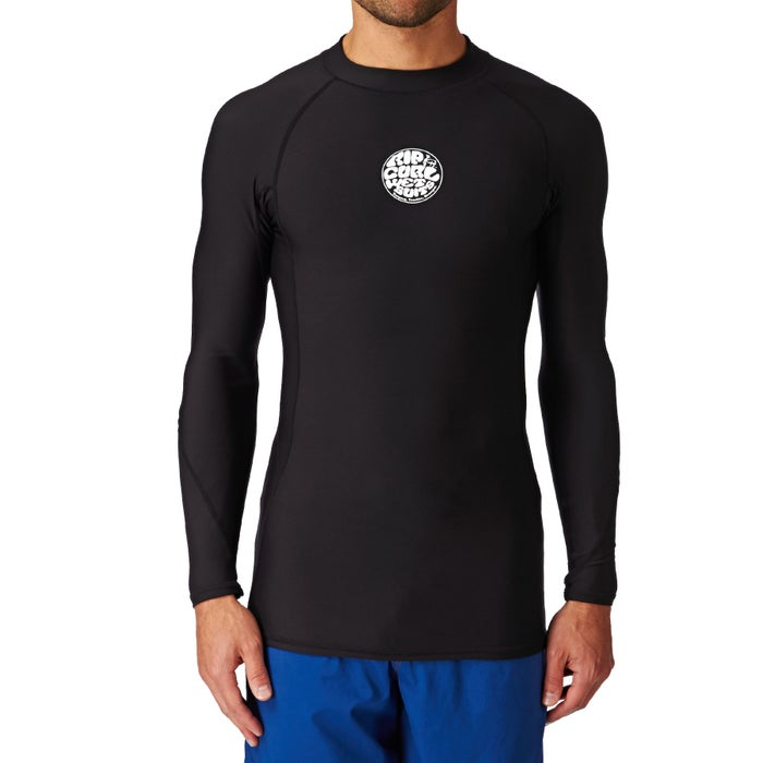 Rip Curl Flashbomb Long Sleeve Polypro Rash Vest