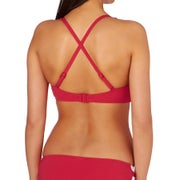 Seafolly Block Party D Cup Halter Ladies Bikini Top