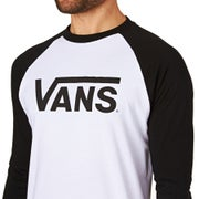 Vans Classic Raglan Mens Long Sleeve T-Shirt