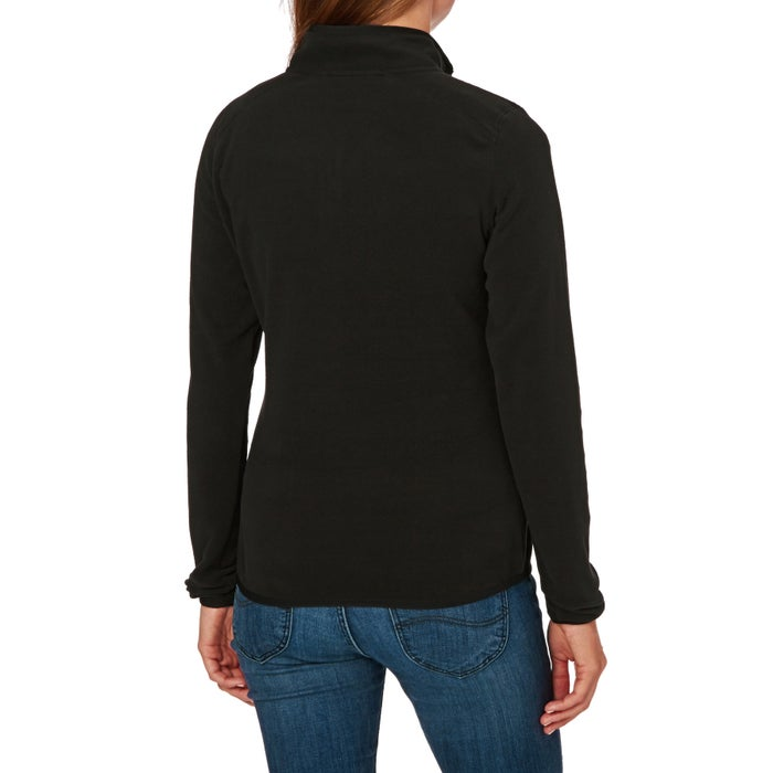 North Face 100 Glacier Quarter Zip Ladies Fleece