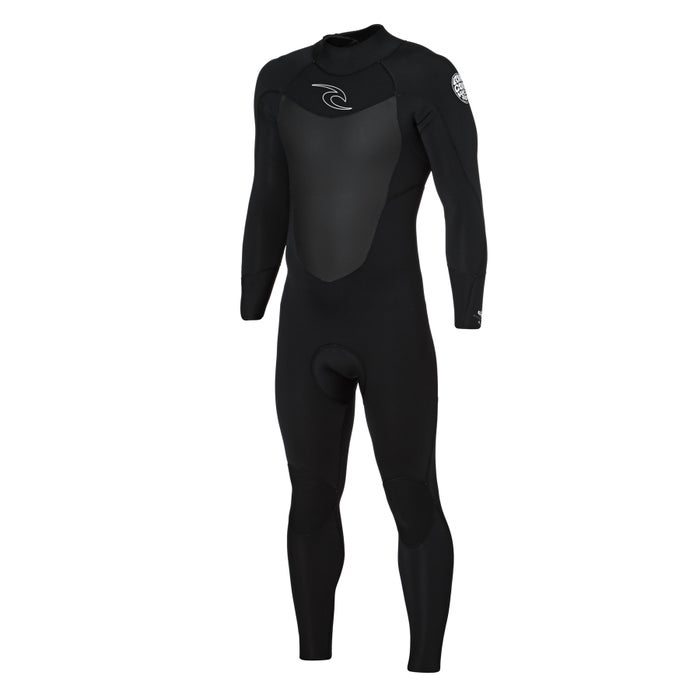 Rip Curl 4-3mm 2017 Dawn Patrol Back Zip Wetsuit