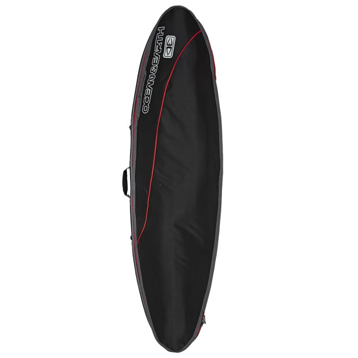 Ocean and Earth Double Compact Shortboard Cover Surfboard Bag