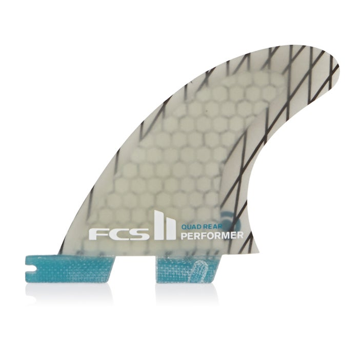FCS II SUP Performer Performance Core Carbon Quad Fin