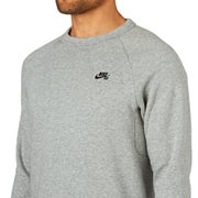 Nike SB Icon Crew Fleece Mens Sweater
