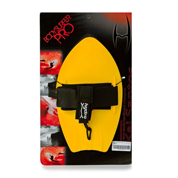 Hydro Body Surfer Pro 6 Pack Hand Plane