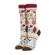Stance 2 Pack Box Set Xmas Ladies Socks