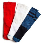 Stance Holiday Gift Box 3 Pack Socks