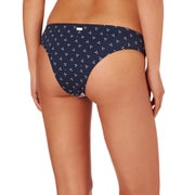 Roxy Perpetual Water Cheeky Ladies Bikini Bottoms