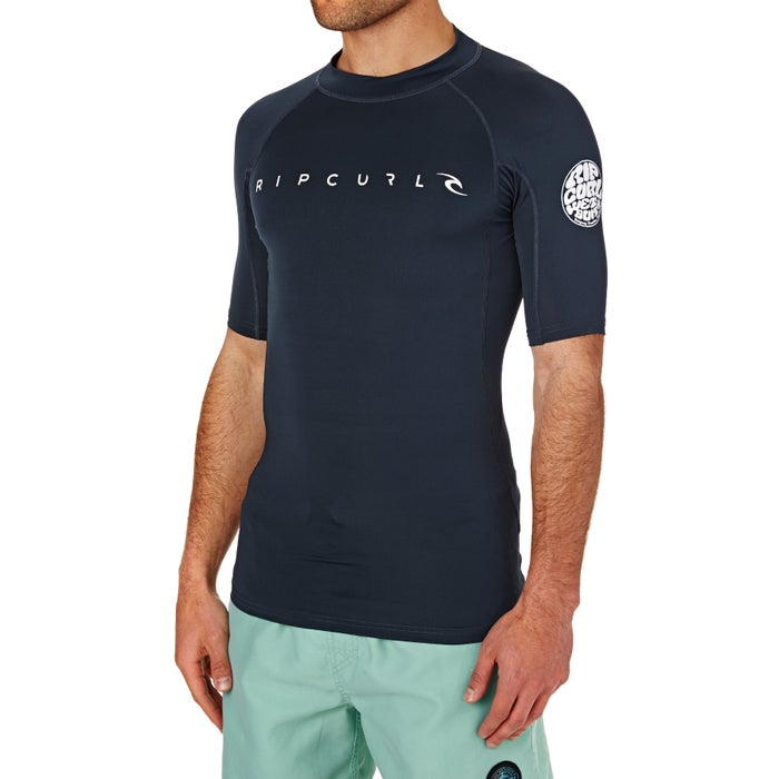 Rip Curl Dawn Patrol Short Sleeve Rash Vest