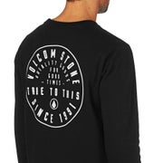 Volcom Aperture Crew Mens Sweater