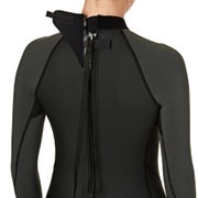 Billabong Surf Capsule 2mm 2017 Back Zip Long Sleeve Shorty Ladies Wetsuit