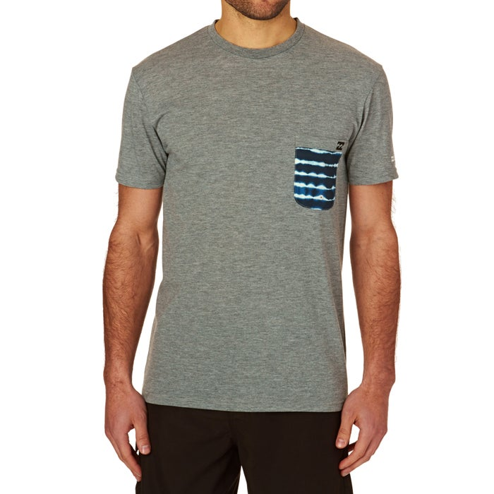 Billabong Team Pocket Short Sleeve Surf T-Shirt