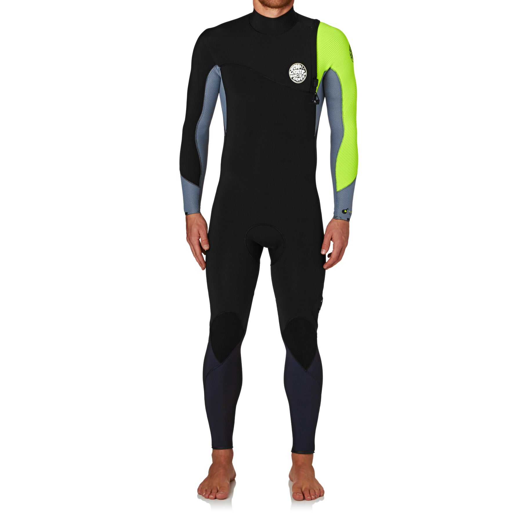 Rip Curl Flashbomb 3/2mm 2017 Zipperless Wetsuit