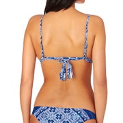 Rusty Atlantis Triangle Ladies Bikini Top