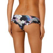 Rusty Island Moon Cheeky Ladies Bikini Bottoms