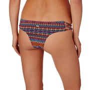 Volcom Seas The Day Cheeky Ladies Bikini Bottoms